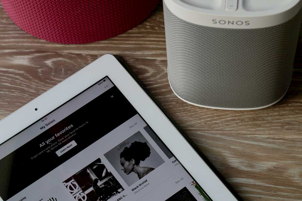 Image for Sonos - brilliant sound anywhere