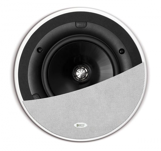 Ci160QR Flush Mounted In Ceiling Speaker, Ultra Thin Bezel (Single) - preview image