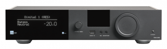TDAI-3400 Integrated Amplifier - preview image