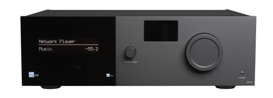 MP-40 Home Cinema Surround Sound Processor - preview image